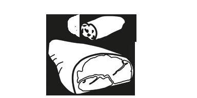 Jambons, saucissons et ventrèches